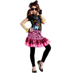 Fantasia Infantil 80's Pop Party