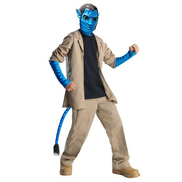 Fantasia Infantil Avatar Jake Sully