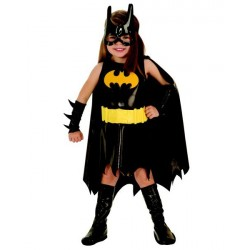 Fantasia Infantil Bat Girl