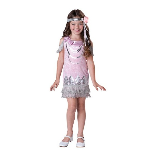 Fantasia Infantil Flapper Girl