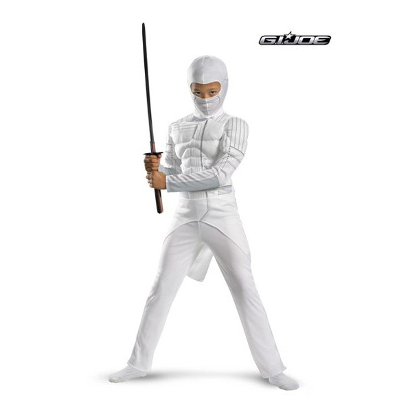 Fantasia Infantil G.I. Joe Storm Shadow