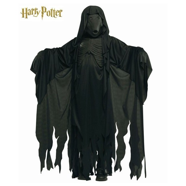 Fantasia Infantil Harry Potter Dementor