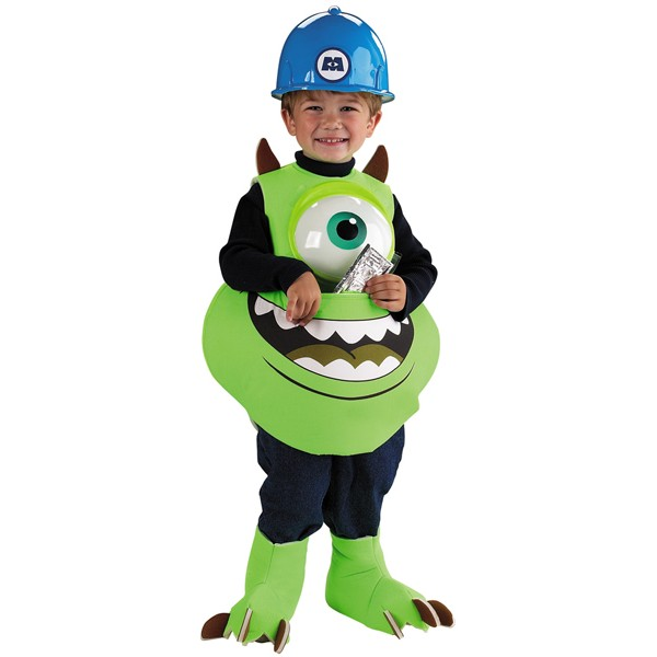 Fantasia Infantil Monstro Inc Mike