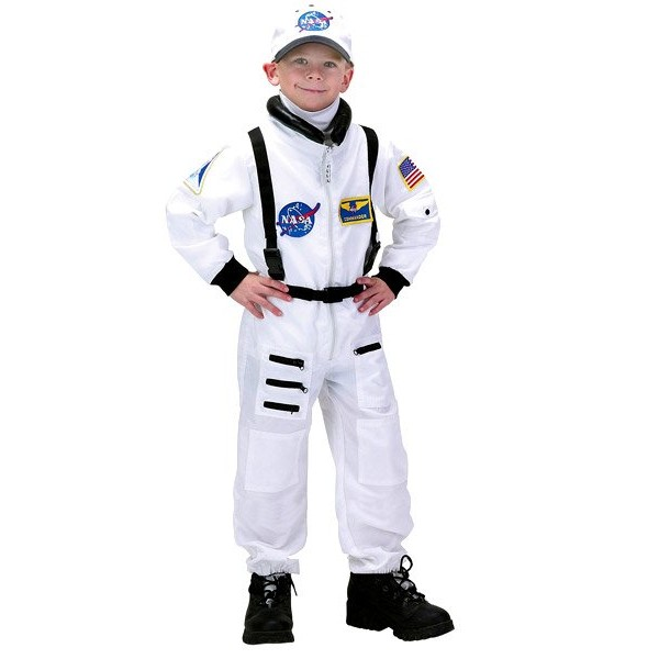 Fantasia Infantil Nasa Junior Astronauta
