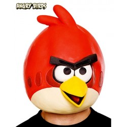 Mascara Angry Bird Red Bird