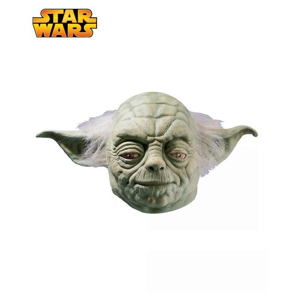 Mascara Star Wars Yoda