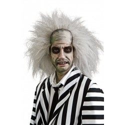 Peruca Beetlejuice Three Quarters