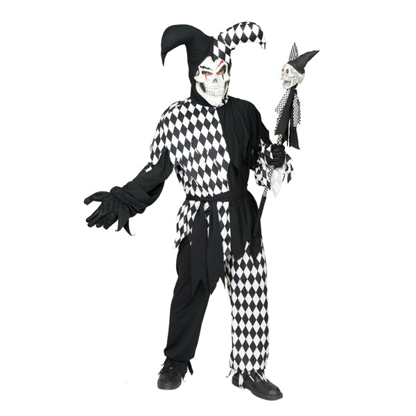 Fantasia Adulto Joker plus size