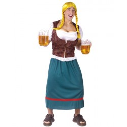 Fantasia Adulto Miss Oktoberfest
