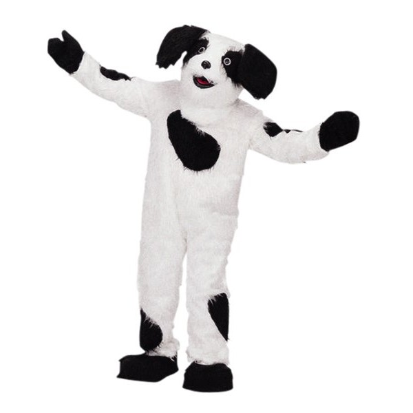 Fantasia Adulto Sheepdog  Mascot