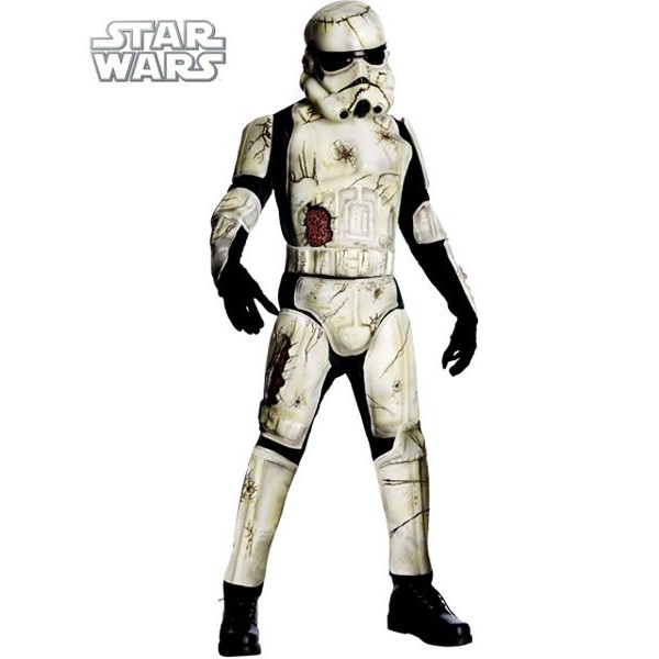 Fantasia Adulto Star Death Trooper