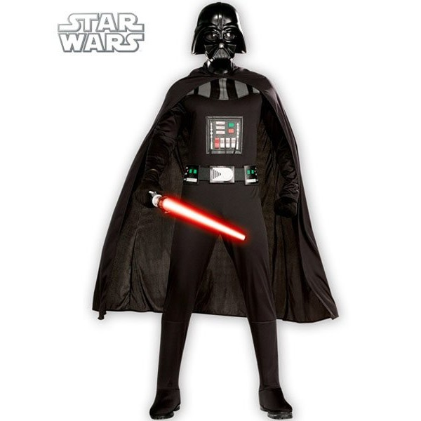 Fantasia Adulto Star Wars Darth Vader