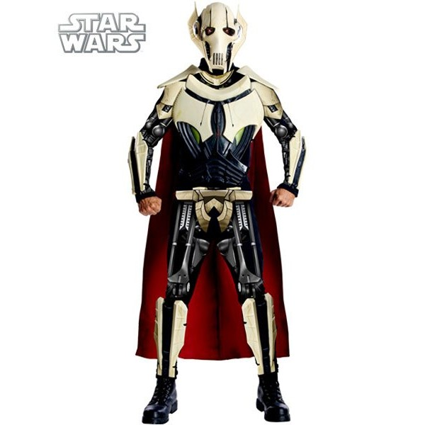 Fantasia Adulto Star Wars General Grievous