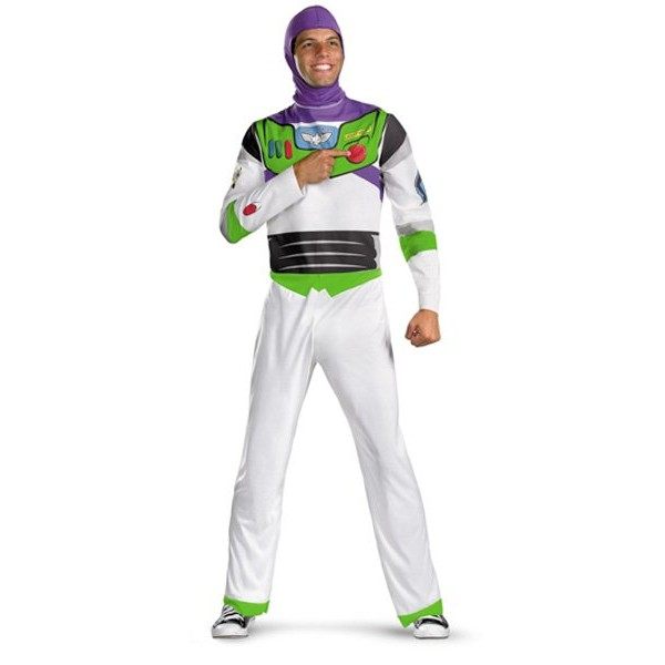 Fantasia Adulto Toy Story Buzz Lightyear