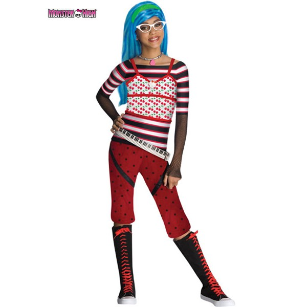 Fantasia Monster High Ghoulia Yelps Infantil