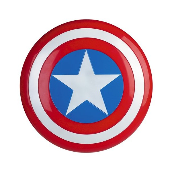 Escudo do Capitão America Adulto